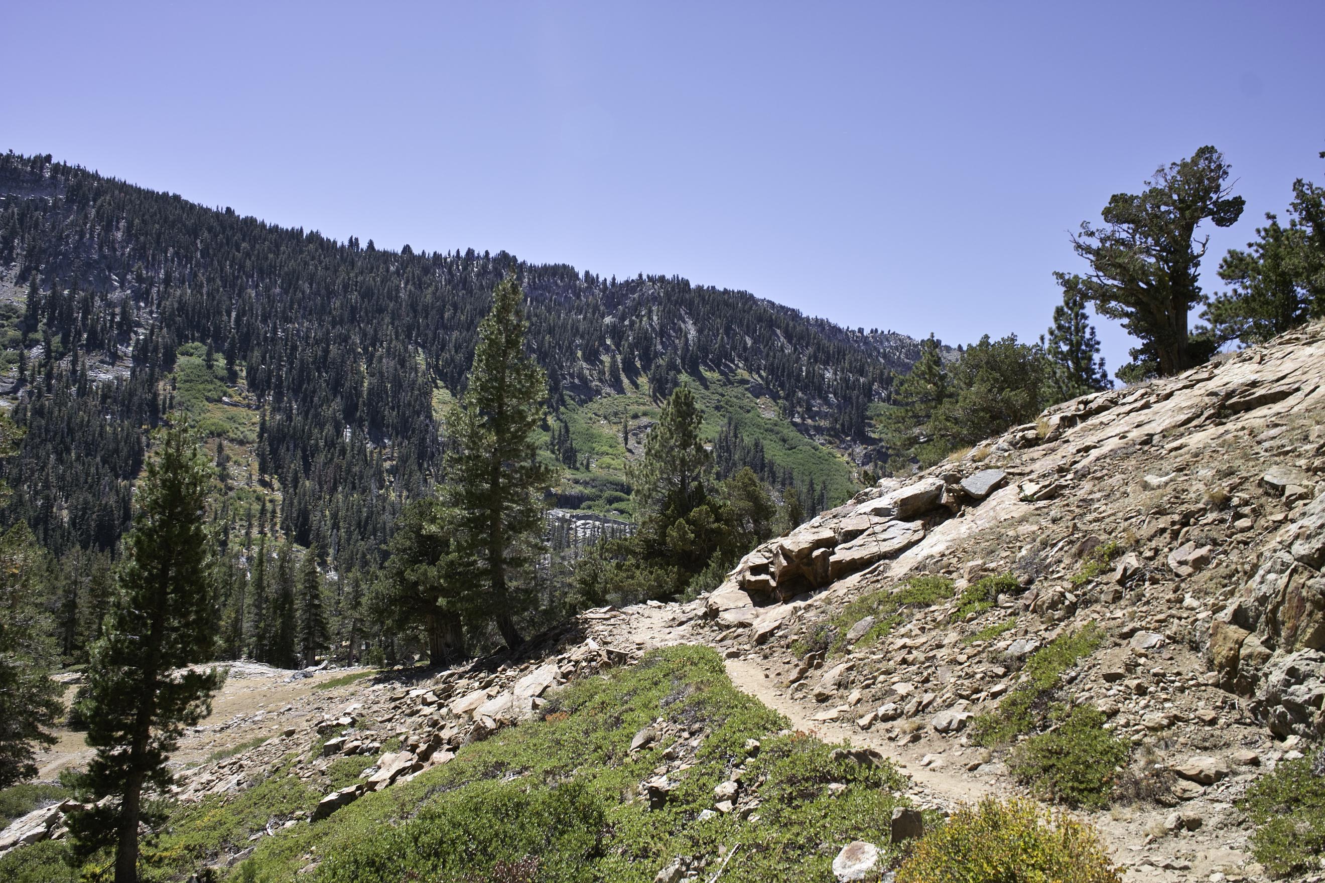 Desolation Wilderness 8 30 9 1 14 Oregon Hikers