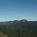 Mt Adams and Lookout Mountain