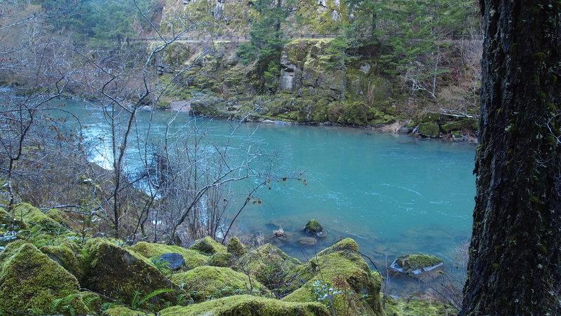 Umpqua River Trail North Umpqua River